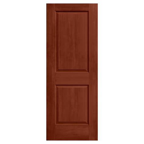 Hollow Doors Interior Masonite 30 In X 80 In Textured 6 Panel Hollow Primed Composite Interior Door Slab With