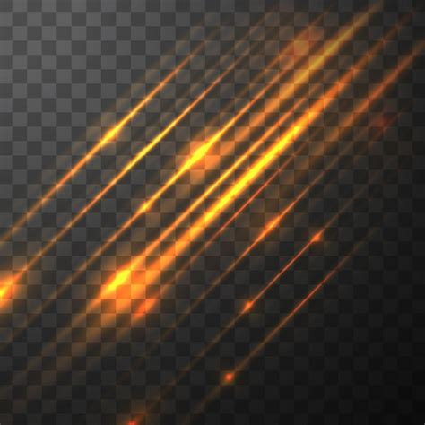 lights effects bright light effects vector free