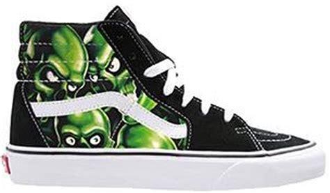 vans sk8 hi supreme vans sk8 hi supreme skull pile green