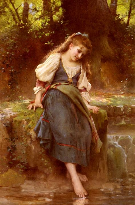 Elvish Home Decor french painters l 233 on perrault unconscious sleeper