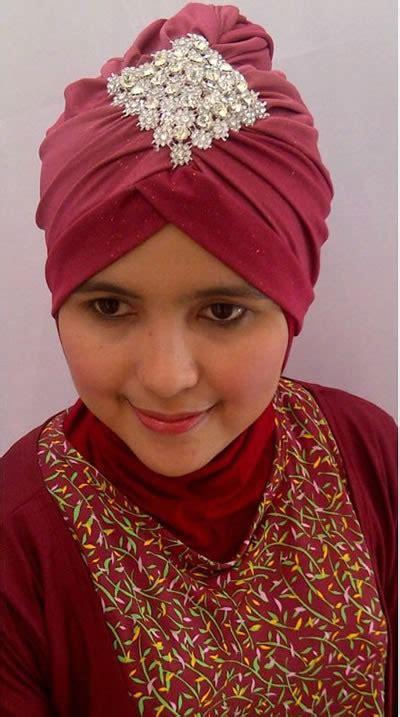Inner Permata model jilbab terbaru dengan desain dan kreasi modern