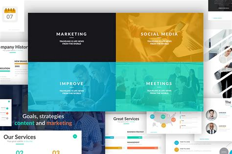 17 Professional Powerpoint Templates For Business Powerpoint Templates