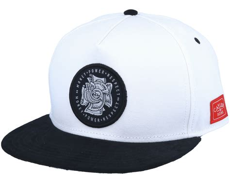 Snapback Cayker Sons New Money money power white snapback cayler sons caps hatstore