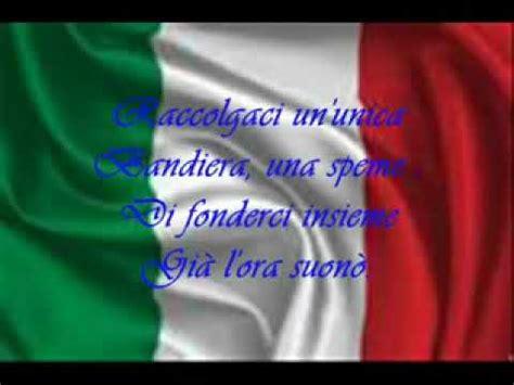 fratelli d italia testo fratelli d italia inno di mameli testo