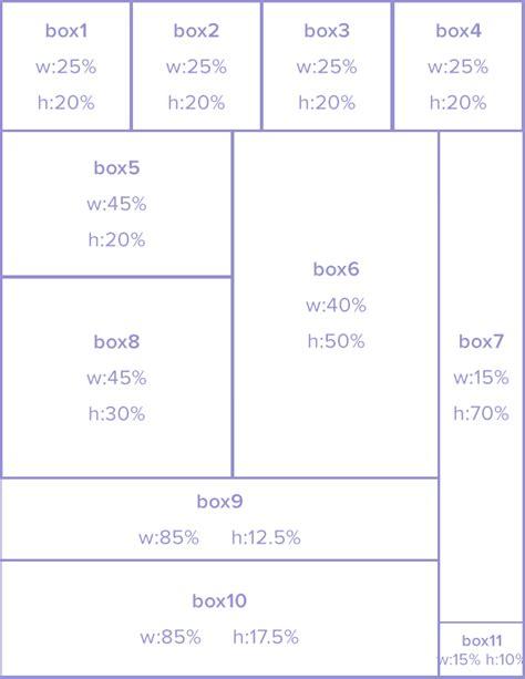 css layout generator responsive html responsive grid layout portrait orientation