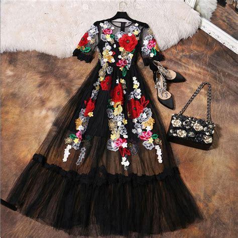 luxury designer fashion luxury dress new 2017 summer fashion designer new