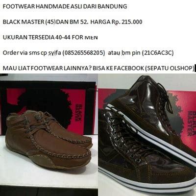 Original Handmade Bandung Sepatu Pria Premium Quality Hummer Babon 4 sepatu olshop olshopsepatu