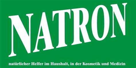 Rohrreinigung Mit Natron Und Essig by Natron Der Nat 252 Rliche Helfer