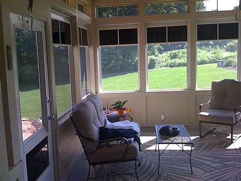removable windows for screened porch screened deck enclosures extravagant home design