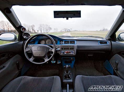97 Honda Civic Interior by 1994 Honda Civic Dx Coupe Modified Magazine