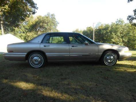 1995 buick park avenue 4dr sedan in tacoma wa midland motors llc find used 1995 buick park avenue 4 door dynaride in louisville illinois united states