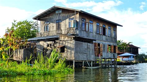 different style houses the inle princess resort i see you see