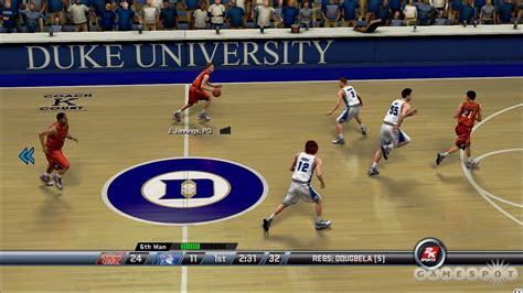 ncaa college hoops 2k8 college hoops 2k8 review gamespot