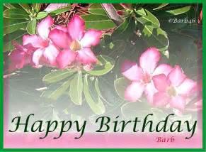 happy birthday barb barb46 flickr photo sharing