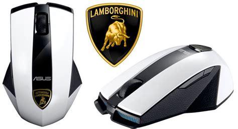Mouse Asus Lamborghini lamborghini mouse luxury finish in an ordinary design