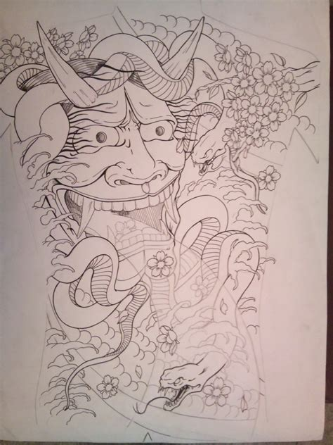 hanya tattoo designs 1000 images about hannya on