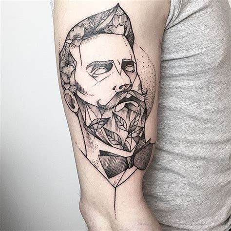 linework tattoo 25 best ideas about gentleman on