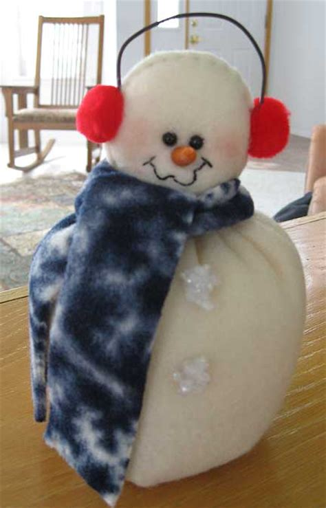 pattern for a felt snowman snowman sewing patterns 171 free patterns