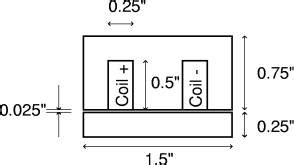 inductor gap length inductor gap calculation 28 images the magnetic circuit above represents a relay the chegg