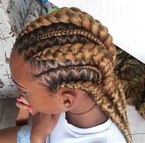nigeria zigzag braiding 31 stylish ways to rock cornrows page 3 of 3 stayglam