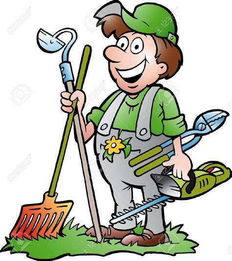 clip gardener gardner clipart clipground