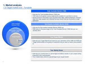 Market Sizing Template by Market Competitor Analysis Template In Ppt