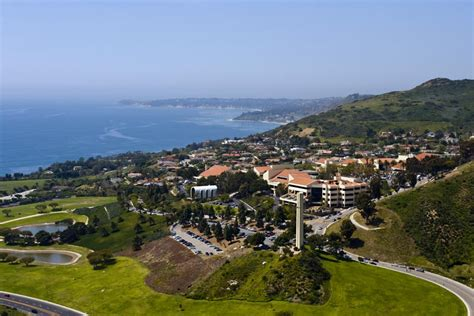 Pepperdine 1 Year Mba Tuition by 25 Great Schools With Great Weather