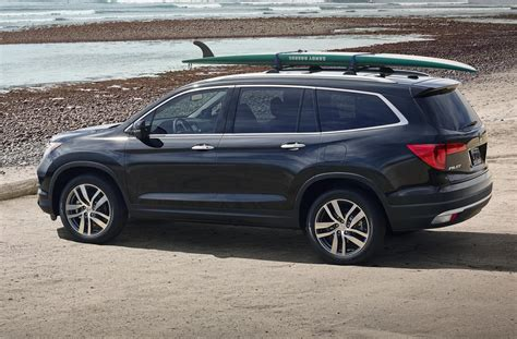 the 2016 honda pilot is the threat poised to top