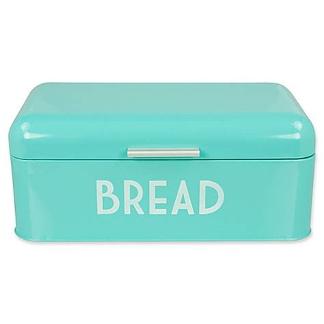 bed bath and beyond bread box home basics 174 steel bread box bed bath beyond