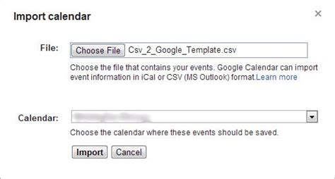 csv format to import to google calendar importing calendar events from csv to google calendar