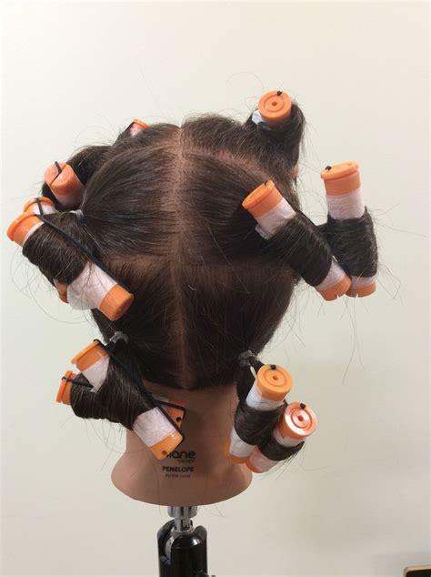 ponytail perm pony tail perm wrap alpha unit pinterest perm perms