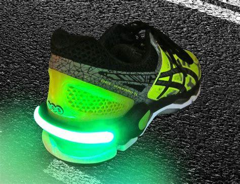running lights for runners firefly running biking light spurs 187 gadget flow