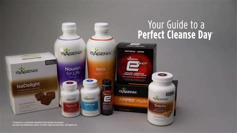 What Does Detox Look Like by What Does A Day With Isagenix Look Like Isacleanse Uk