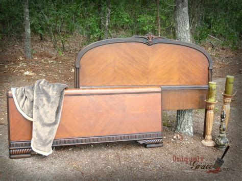 how to refinish a headboard embracing the vintage charm refinishing a headboard and