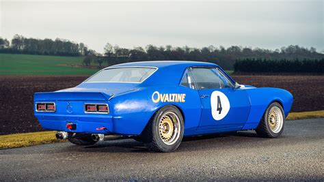 Classic Race Cars by Classic Camaro Race Car In Need Of A New Driver