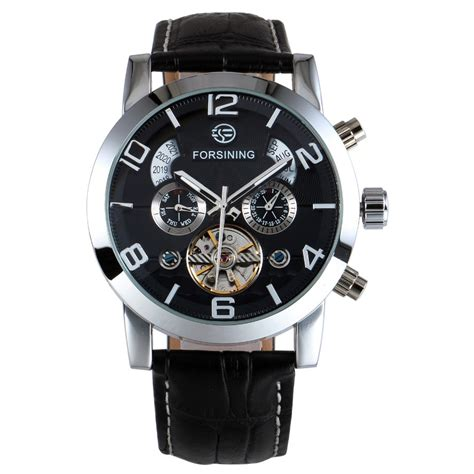 ess jam tangan mechanical wm444 black