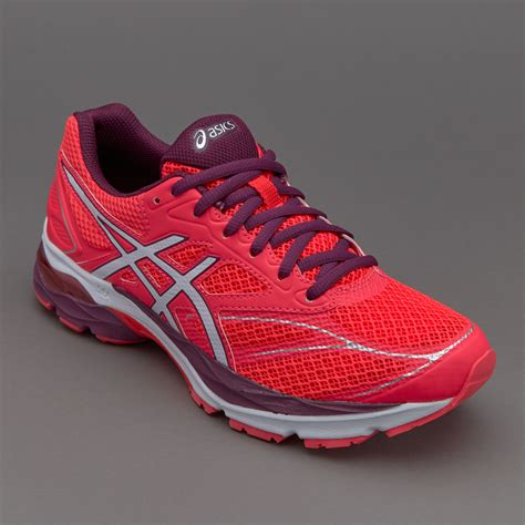 Sepatu Asics Gel Pulse sepatu lari asics womens gel pulse 8 pink white