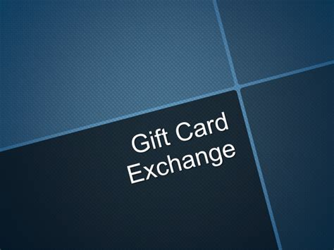 Swap Gift Cards - gift card exchange
