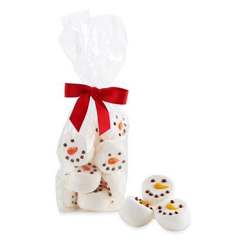 Handcrafted Marshmallows - handcrafted vanilla marshmallow snowmen the green
