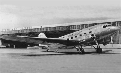 Douglas Sleeper Transport by Contract Air Mail Flights 4
