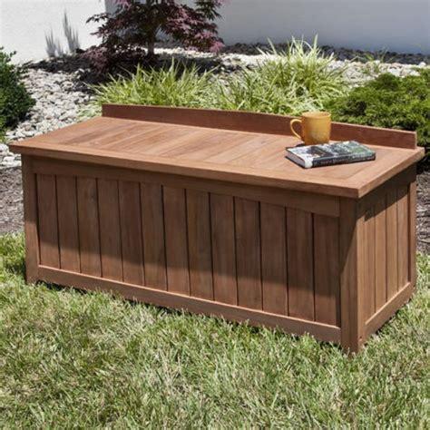 deck box bench outdoor deck box bench home design ideas
