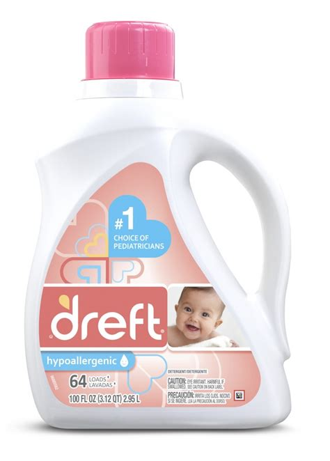 Dreft Coupon And Giveaway Baby Laundry