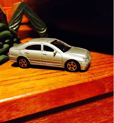 Hotwheels Mercedes C Class mercedes c class car die cast and wheels 2003 from sort it apps