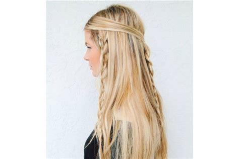 tutorial jenis kepang rambut foto rambut kepang tutorial gaya manis dengan rambut