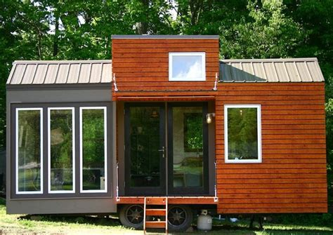 modern tiny house jetson green ohio modern tiny house for the lofty