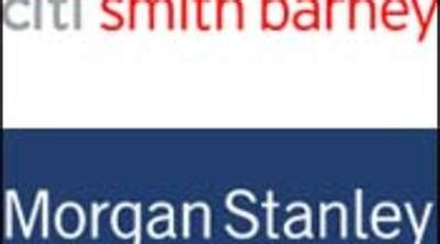 stanley smith barney merger is bailout helping fund mega merger