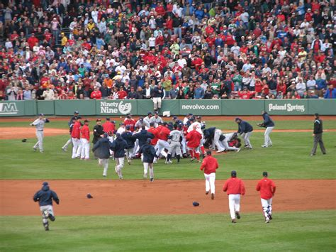 bench clearing baseball bench clearing brawl wikipedia