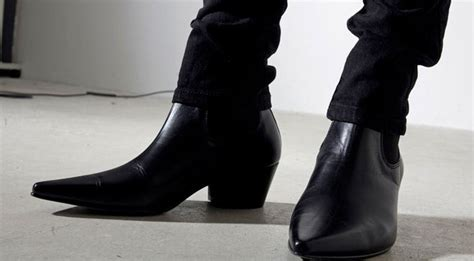 high heels boots for mens cuban heels for and