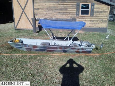excel boat t top armslist for sale trade 12ft jon boat with title
