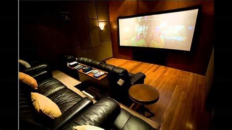 small home theater room ideas youtube